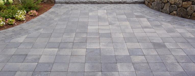 Производство тротуарной плитки 30 мм